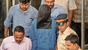 Mumbai police inspector's son drew smiley after killing mother because...