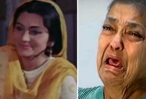 Pakeezah actor Geeta Kapoor abandoned by son at a hospital, filmmakers...