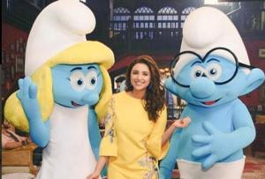 Actor Parineeti Chopra shares her latest love for singing.