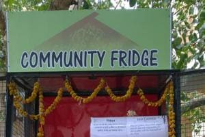 Food for thought: How Mumbai's 'community fridges' are feeding the...