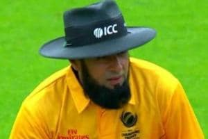 ICC Champions Trophy: Aleem Dar credits Hashim Amla for his new look