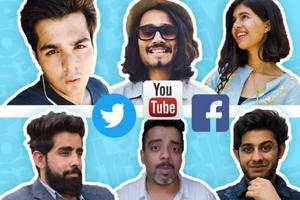 Popular YouTubers and social media users such as Carry Minati and Jeeveshu Ahluwalia are supporting HT's Dil Pe Mat Le Yaar campaign.