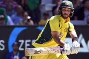 Glenn Maxwell suffers injury scare ahead of ICC Champions Trophy 2017