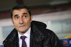 FC Barcelona name Ernesto Valverde as coach