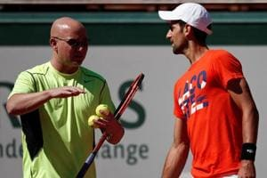 Novak Djokovic says working with Andre Agassi part of 'changes' for...