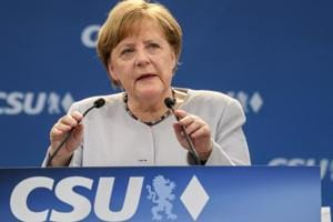Merkel wants to look beyond the United States. Modi can help