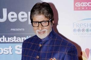 Big B Amitabh Bachchan to lead Modi govt's 'Darwaza Band' campaign to...