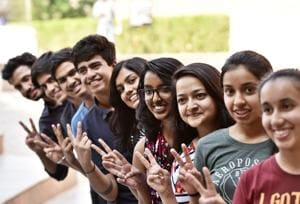 Gurgaon students topped