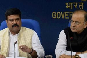 GST: Pradhan to take up with Jaitley concerns of oil industry on input...