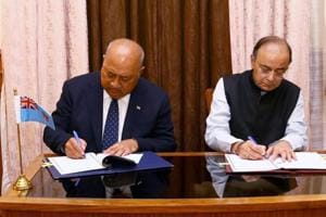 India, Fiji ink pact to ramp up defence cooperation