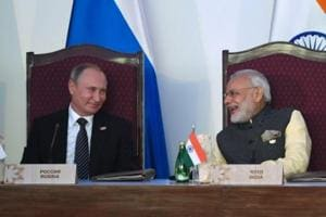 PM Modi seeks to repair ties with Russia on four-nation tour of Europe