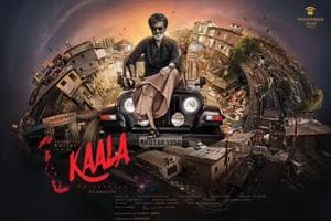 Anand Mahindra wants to acquire Rajinikanth's Thar from Kaala poster