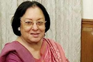 Manipur governor Najma Heptulla appointed as new Jamia Millia Islamia...