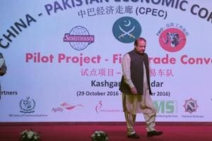 Chinese university report on Pakistan economic corridor warns of India...