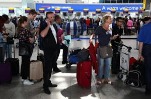 British Airways could face £100 million bill in compensation over...