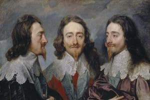 Royal Academy London to celebrate legendary art collection of King...