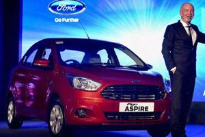 Ford EcoSport, Figo, Aspire cheaper by up to Rs 30,000 in India ahead...