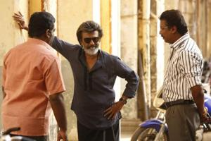 Rajinikanth starts shooting for his next bilingual, Kaala. See pics