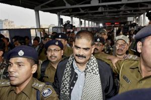 CBI takes custody of ex-RJD MP Shahabuddin over journalist's murder