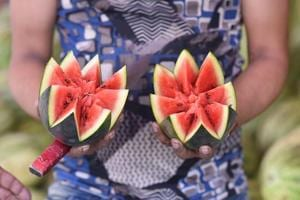Photos: Beat the scorching Delhi heat with some melons