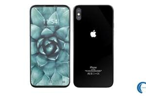 iPhone 8 to have bezel-less display, fingerprint sensor goes to back:...