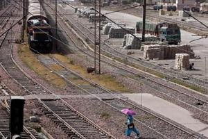 Hyderabad: Train runs over man posing for photos near railway track