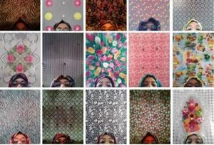 Take a taxi, shoot picture of its ceiling and soon you'll have a galley of Made-In-Mumbai art, says HT's writer Rachel Lopez who showcased her shots on social media all through May 2017.