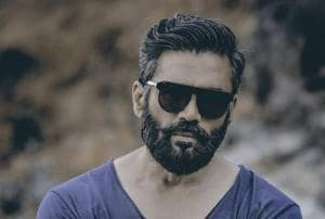 Suniel Shetty says that he never had a godfather in the industry.