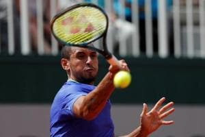 Nick Kyrgios, Del Potro marches ahead in French Open tennis