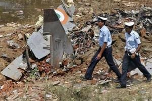 Blood-stained shoe, PAN card found, parents of Su-30 pilot want search...