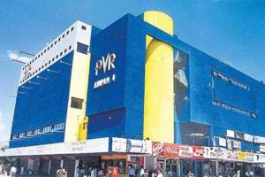 PVR Q4 net loss narrrows to Rs 5 lakh, shares fall 1.7%