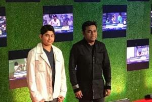 Listen: AR Rahman's son makes Hindi singing debut with Sachin: A...