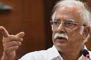 Civil aviation minister Raju says all options open for Air India...