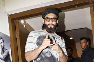 Ranveer Singh is known for not following set rules when it comes to dressing up.