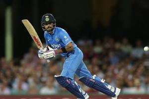 Virat Kohli only Indian in top 10 of ICC ODI rankings