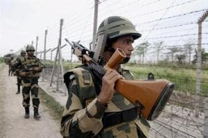 Mortar firing practice goes wrong, 9 BSF men injured in Rajasthan