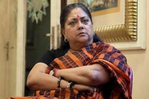 Cow vigilantism, hate crimes show Rajasthan in bad light: Vasundhara...