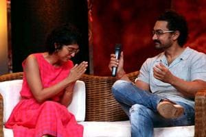I'm not a very communicative person: Aamir Khan