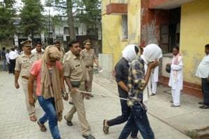 Rampur molestation: Nine suspects arrested, hunt on for remaining five