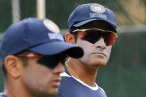 Rahul Dravid best candidate to replace Anil Kumble as India coach:...
