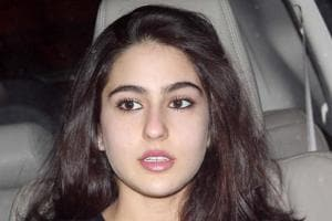 Pics: Sara Ali Khan gets ready for Bollywood, works out with Malaika...