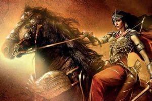 Post Cannes, Shruti Haasan does an Aishwarya Rai with Sangamithra-