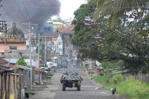 Philippine military says city siege planned to gain recognition as an...
