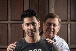 Judwaa 2: Why is David Dhawan breaking bottles on Varun's head?