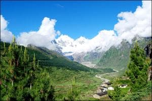 The  Darma valley in Uttarakhand's Pithoragarh district will be connected by the first road link.