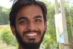 Anam Narula in his FB profile photo