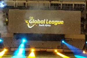 Cricket South Africa revealed the logo of T20 Global League.