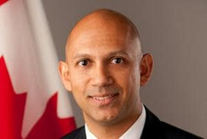 """Canadian high commissioner Nadir Patel said his country's ties with India are resilient enough not to be affected by a motion motion passed by the Ontario Assembly describing the 1984 anti-Sikh riots as """"genocide""""."""
