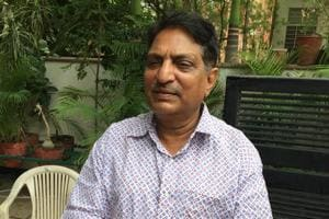 Former Rajasthan high court judge Mahesh Chandra Sharma said there is a reference in Bhagwat Purana about peacocks not having sex.
