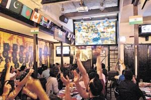 Restaurants and pubs in Delhi-NCR are ready with great deals and quirky offers as India take on Pakistan in the ICCChampions Trophy match in Birmingham on Sunday.